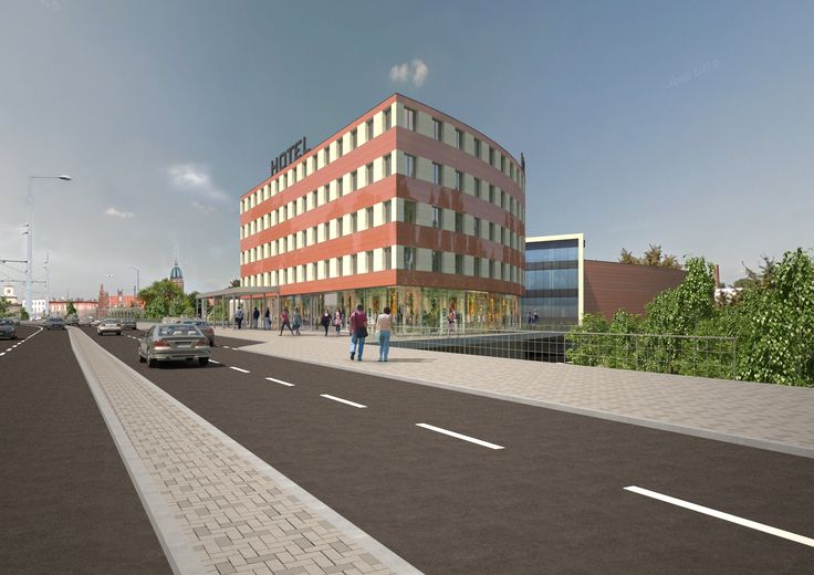 Development project in Chorzów by Xcity Investment