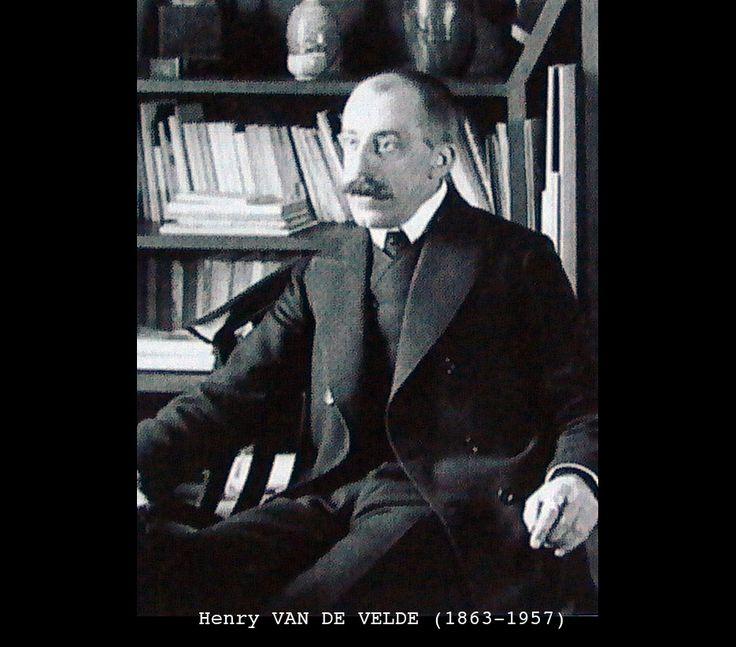 Henry Van de Velde (1863-1895)