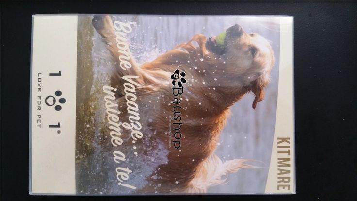 Per avere l'indispensabile durante le vacanze al mare con il tuo migliore amico cane, Linea 101 ha pensato a questo Kit, pratico ed essenziale, senza tralasciare i prodotti di eccellenza per la pulizia del tuo cane.