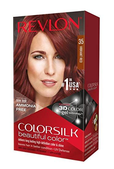 10 Best And Cheap Red Hair Color Products In 2019 | Natural Hair ...