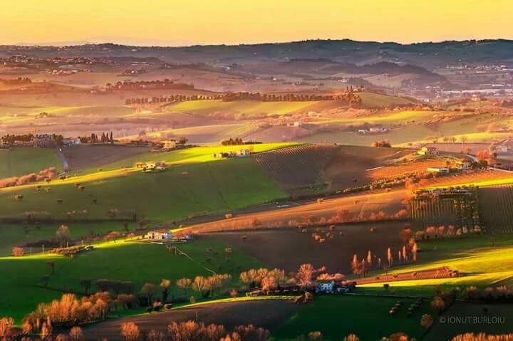 Recanati, Marche italia