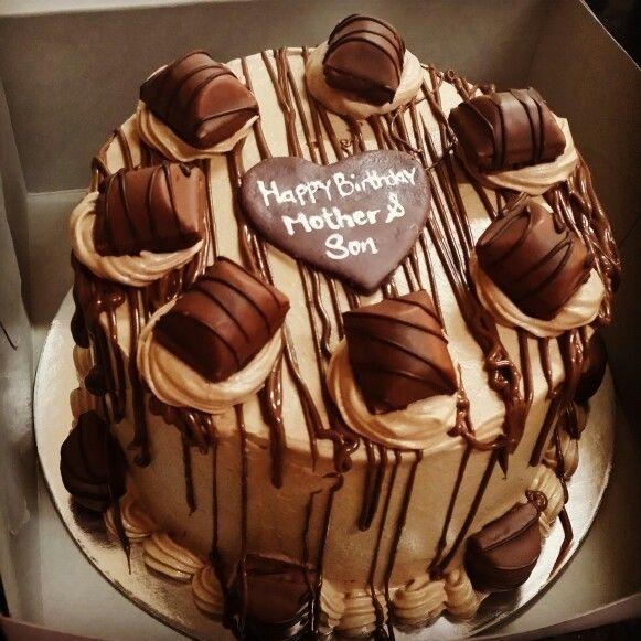 Kinder bueno cake gateaux pinterest g teaux tarte - Gateau deco kinder ...