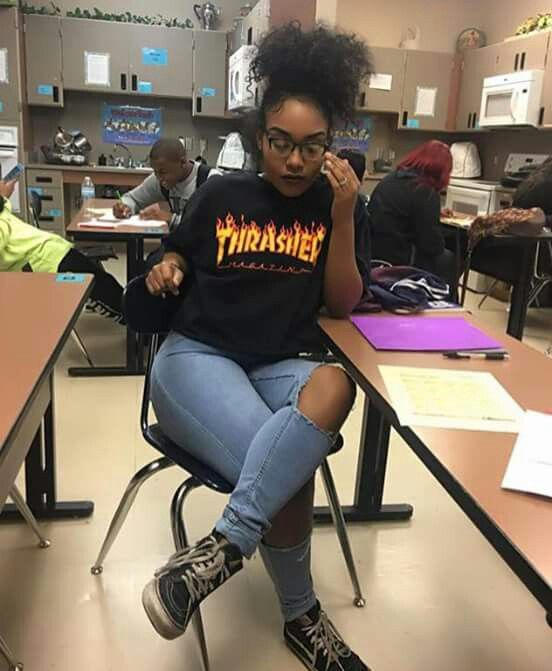 Outfit Thrasher