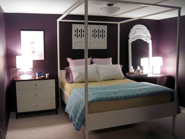 Best 25 eggplant bedroom ideas on pinterest modern bedroom decor nice bedroom colors and - Modern purple bedroom colors ...