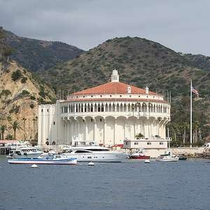 Catalina Island - loved to take our boat over! This is where I met John Wayne!