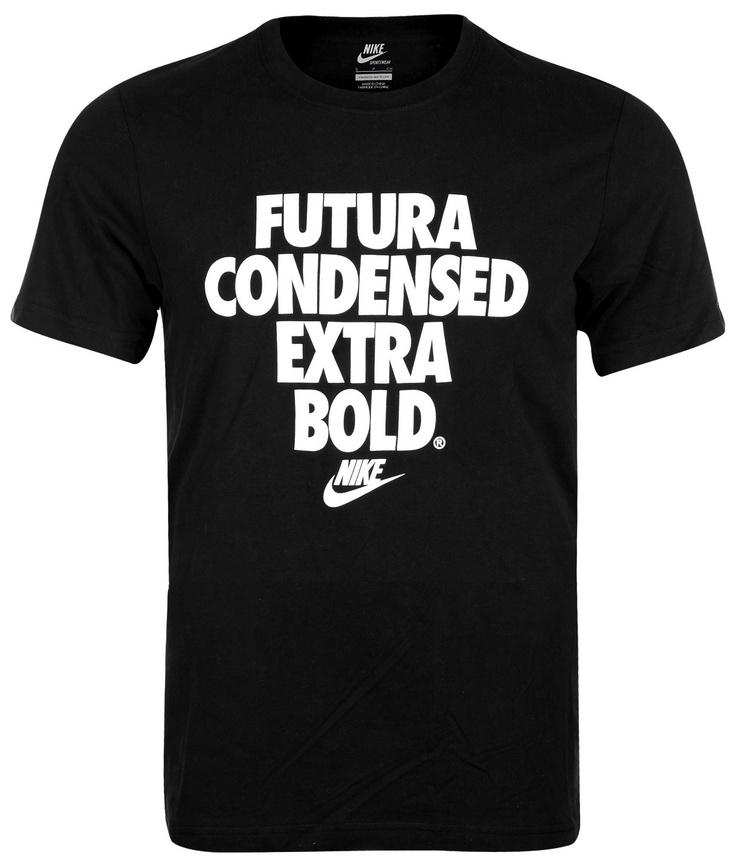 Nike Futura Extra Bold t-shirt