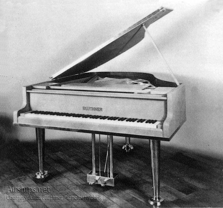 LZ129 Hindenburg Piano