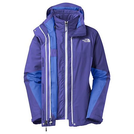 The North Face Womens Cinnabar Triclimate Jacket-786273 - Gander Mountain