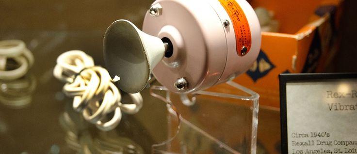 Il Good Vibration's Antique Vibrator Museum. Il museo di vibratori antichi. http://www.davverostrano.com/2015/04/il-museo-dei-vibratori-antichi.html