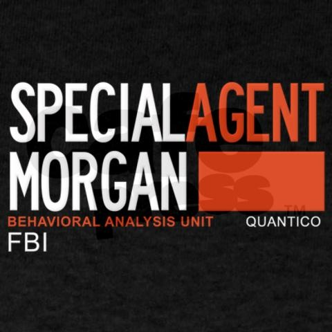 Criminal Minds is such an awesome show. And Special Agent Morgan...well...yeah.