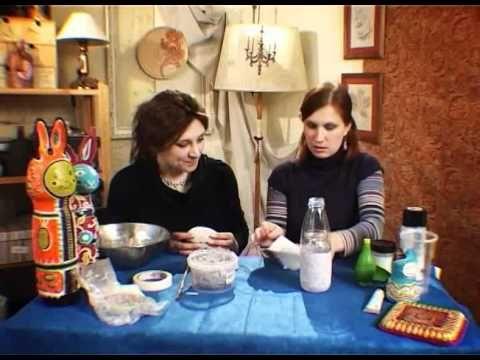 Мастер-класс  по изготовлению зайца из папье-маше
