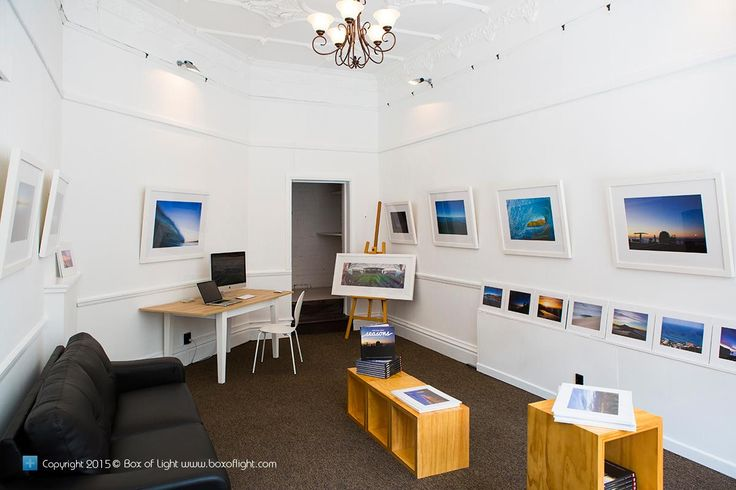 Our Gallery, located at 1 Dowling Street, Dunedin, New Zealand.