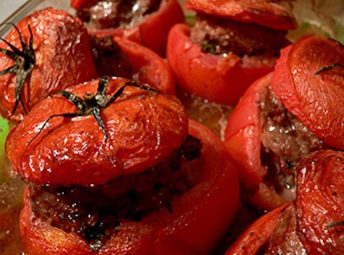 La recette d licieuse et conomique des tomates farcies - Cuisine economique 1001 recettes ...