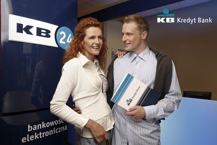 Kredyt Bank oddziały. Klient: Grupa KBC. www.pawelkrzywicki.com