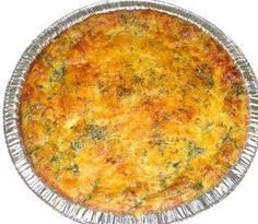 Savoury tart / Souttert Recipe 2 eggs 1 tsp mustard 1 cup of milk 1 tsp parsley 25ml oil 1 cup grated cheese 18ml flour salt and pepper small onion chopped viennas / cold meat chopped Mix all ingredients together. Bake at 180c for 45 mins. Serves 12