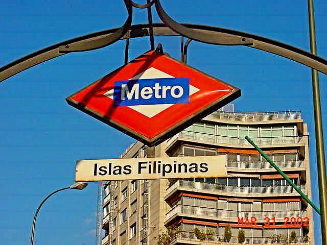 Metro Islas Filipinas