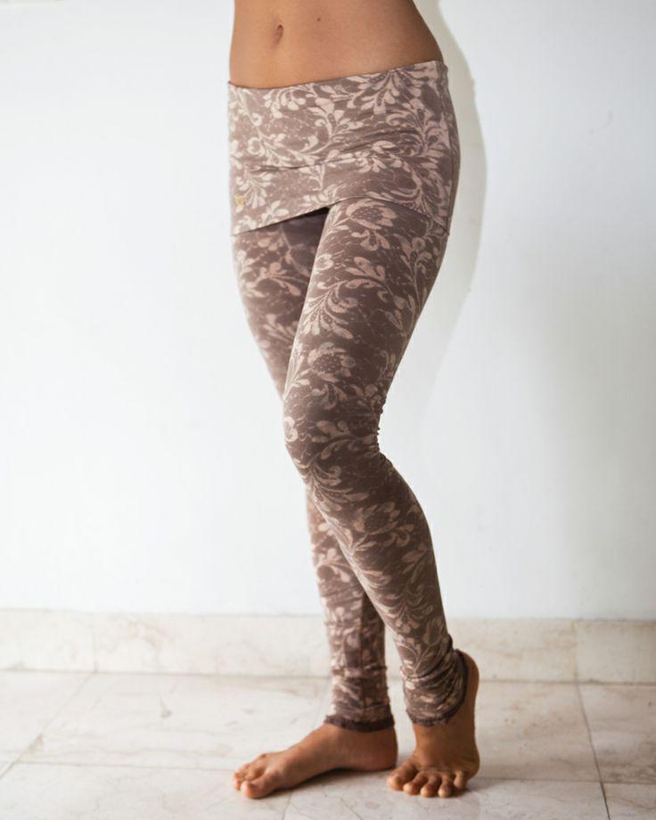 puja-leggings-flowerbrown