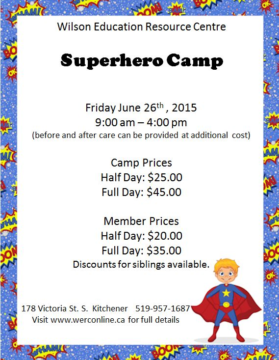 Learn and play with superheroes #superheroes #pdday