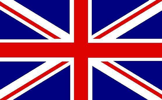 Angleterre : le drapeau
