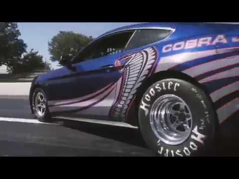 Ford Mustang Cobra Jet Review : Continues Evolution Of Drag Race