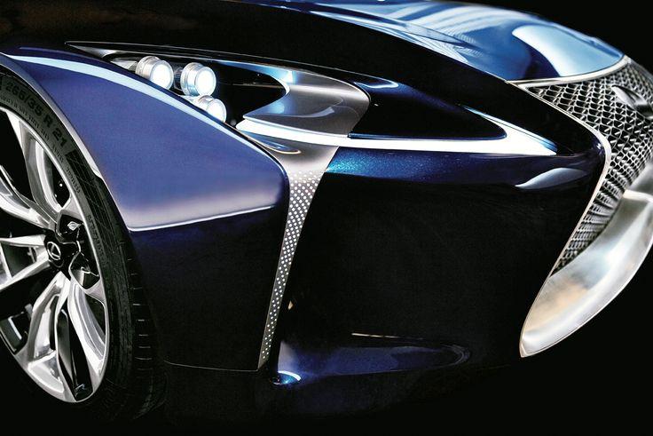 MORE THAN PROGRESSIVE | 렉서스의 기술을 총망라한 작품, 장인정신으로 완성된 궁극의 결정체. 하이브리드 스포츠카의 내일을 옮겨온 듯한 LF-LC. | Lexus i-Magazine 다운로드 ▶ www.lexus.co.kr/magazine #Lexus #Magazine #LFLC #hybrid