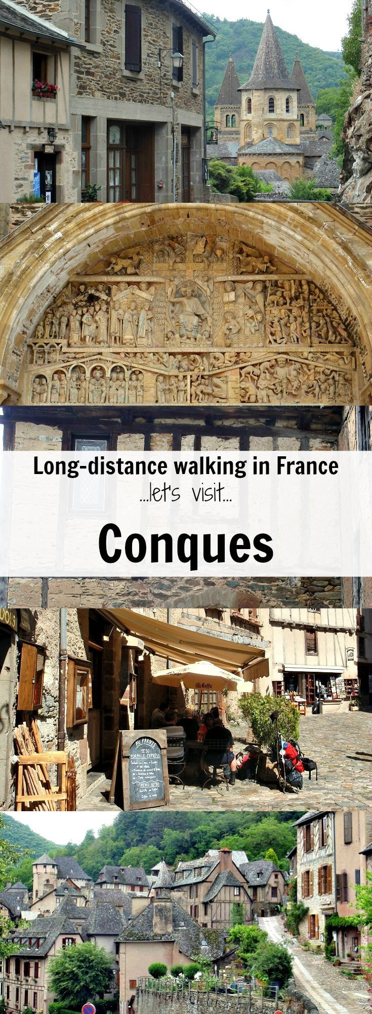 France Travel inspiration - 5 unforgettable moments in Conques, France