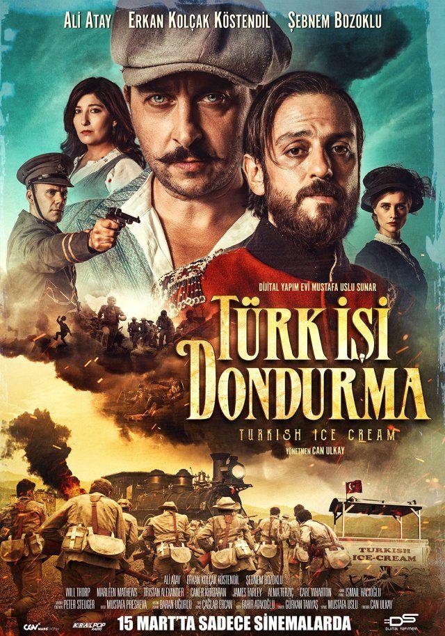 Turk Isi Dondurma Canakkale Savasi Sirasinda Avustralya Da Yasayan Iki Turk Un Ulkeleri Icin Verdikleri Mucadeleyi Konu Ediyor Film Sinema Izleme