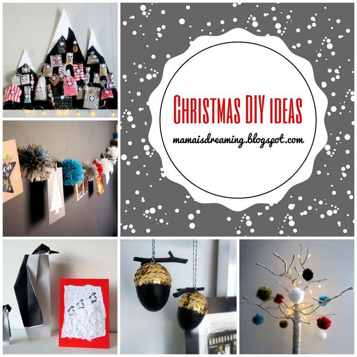 CHRISTMAS CALENDAR - https://mamaisdreaming.blogspot.co.uk/2015/11/christmas-calendar-free-printables.html  FESTIVE POMPOMS -  https://mamaisdreaming.blogspot.co.uk/2015/12/christmas-pompoms.html  SNOWY CARDS -  https://mamaisdreaming.blogspot.co.uk/2015/12/snowy-christmas-cards.html  DRAWING PINS ORNAMENTS -  https://mamaisdreaming.blogspot.co.uk/2015/12/ornaments-made-with-drawing-pins.html  WIRE TREE IN A POT -  https://mamaisdreaming.blogspot.co.uk/2015/12/wire-tree-in-pot.html