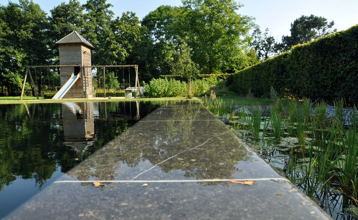 zwemvijver te Heusden-Zolder