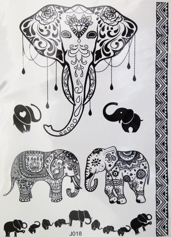 Mehndi Elephant Meaning : Best ideas about henna elephant tattoos on pinterest