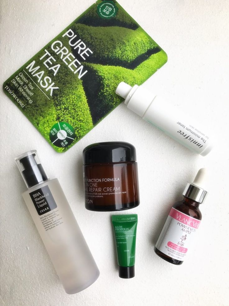 BEST KOREAN BEAUTY PRODUCTS FOR SUMMER BREAKOUTS