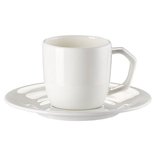 #Tazza da #caffè con piattino in porcellana by #Rosenthal www.scintilleshop.com