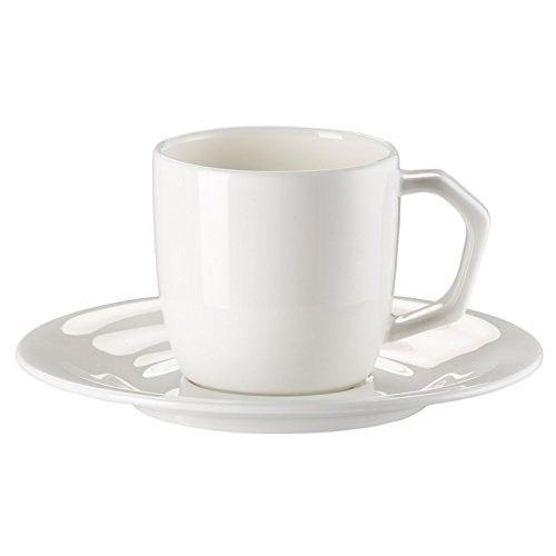 #Tazza da #caffè con piattino in porcellana by #Rosenthal www.scintilleshop.com