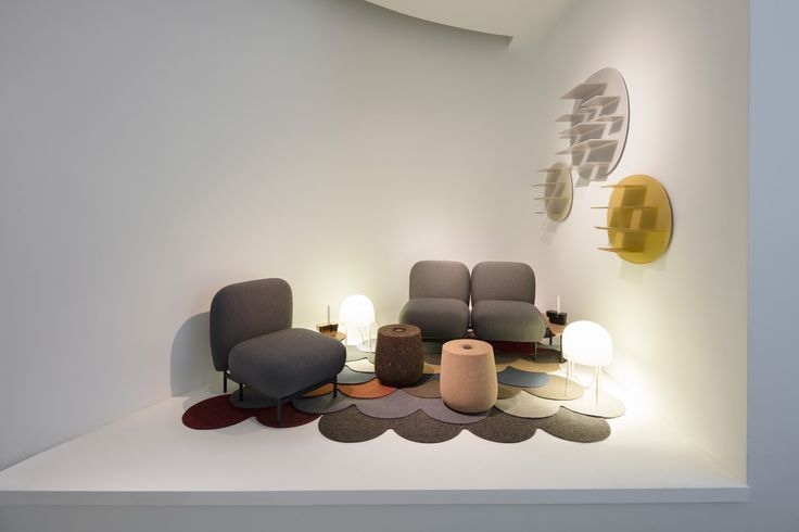 Nendo's 'The Space in-between' at Design Museum Holon.