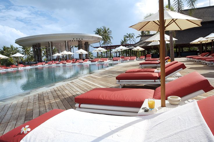I need seven days relaxing right here! #clubmedbali #clubmed #bali #bliss #JRDutyFreePin2Win