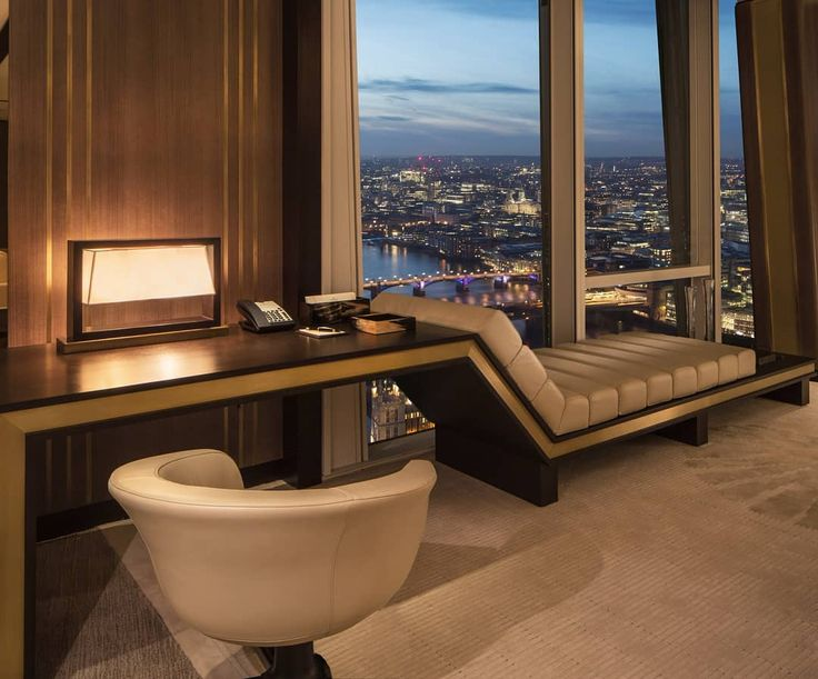 The best is yet to come.  Innovation, comfort and style complete with a sense of wonder.  #FMarchitettura signature furniture design for the Shangri - La at the Shard in #London.    www.fm-arch.it