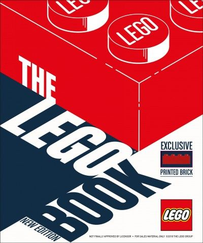 The Lego Book Tween Books Pinterest Books Lego Books And New