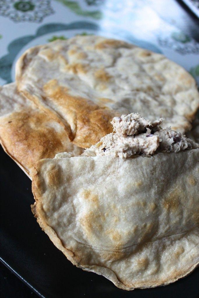 Pita Bread by @predominantlypaleo #paleo #aip #aipaleo #nutfree #eggfree