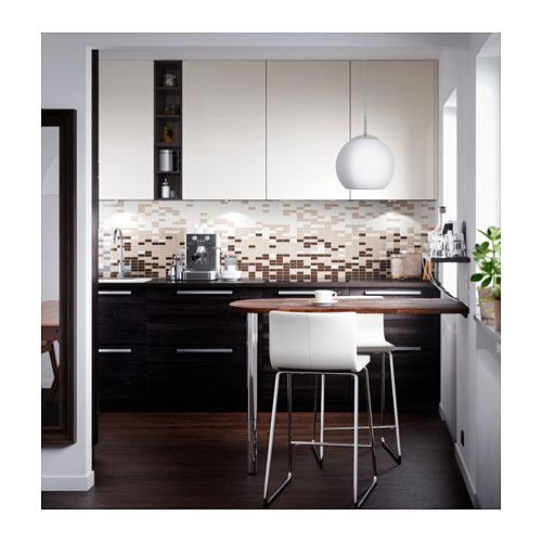 1000 id es sur le th me kitchenette ikea sur pinterest kitchenette sous sol - Ikea kitchenette frigo ...