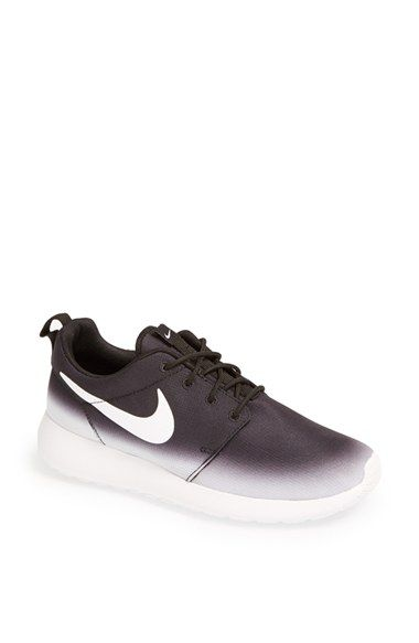 Just got these today!! Nike 'Roshe Run' Print Sneaker (Women) available at #Nordstrom