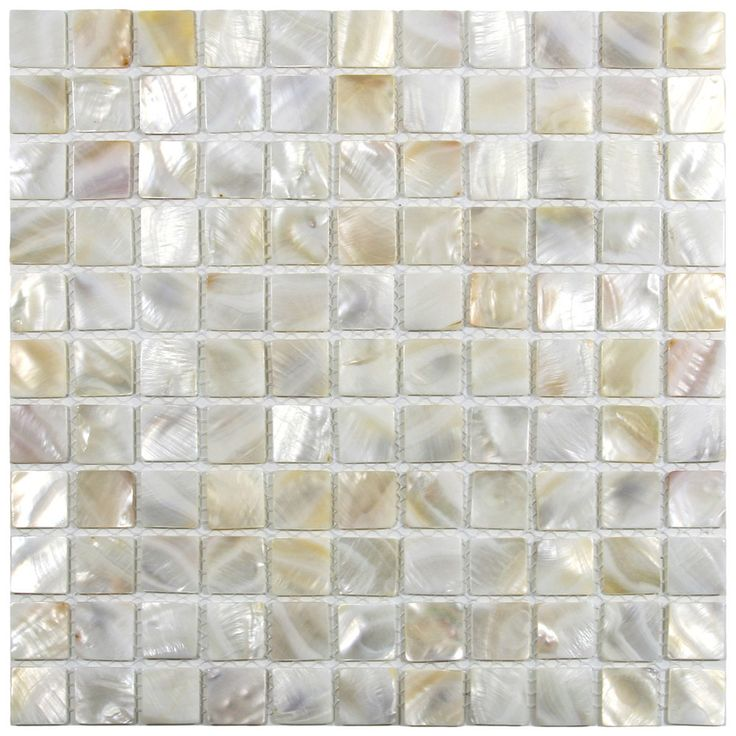 14 best Mother of Pearl Tile Products images on Pinterest | Subway ...