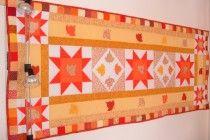 Estrelas tapeçarias de retalhos