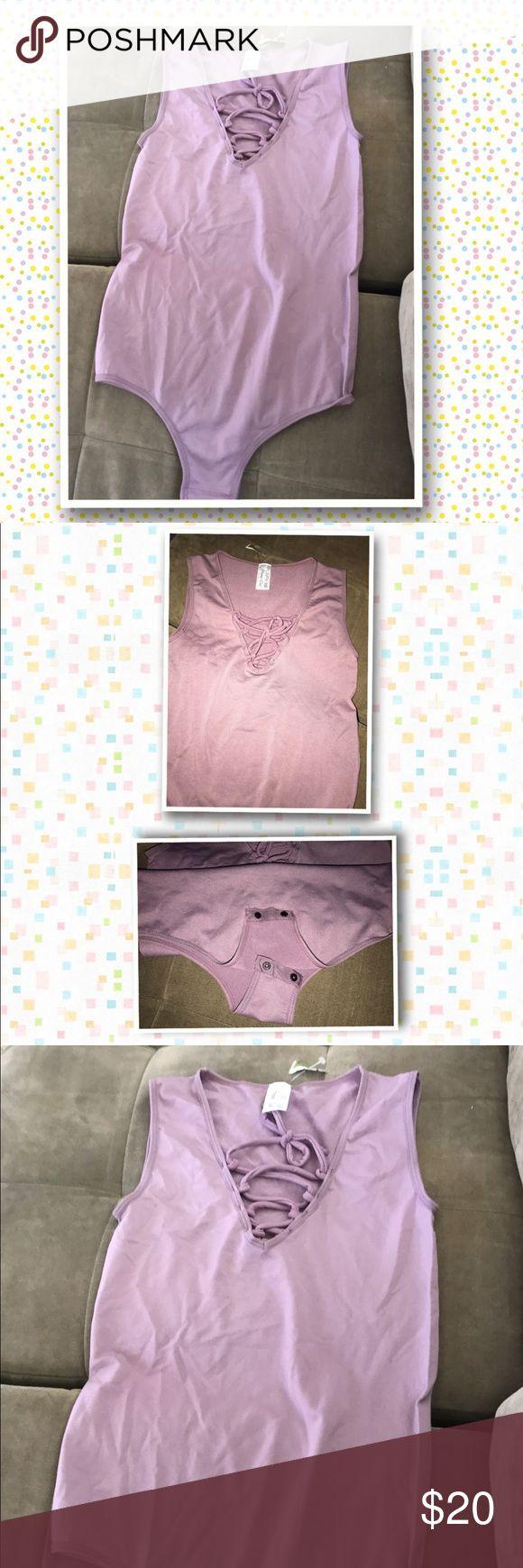 JUMP SUIT •PRIME CUT.  •Size: ONE SIZE.  •Color: Light Purple.       •New.     •Tags Attached. Prime  Cut Other