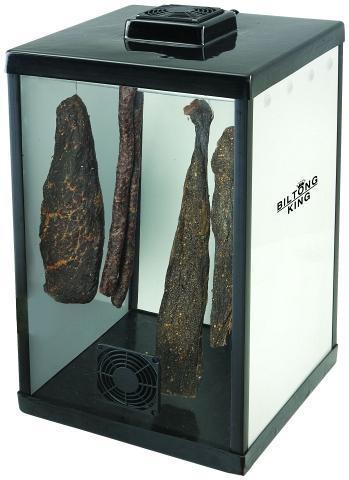 Biltong Maker Mellerware Biltong King brand name Biltong Box and free spice! | eBay