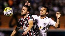 Flu vira sobre o Galo e ajuda Palmeiras e Fla (Ag Estado)