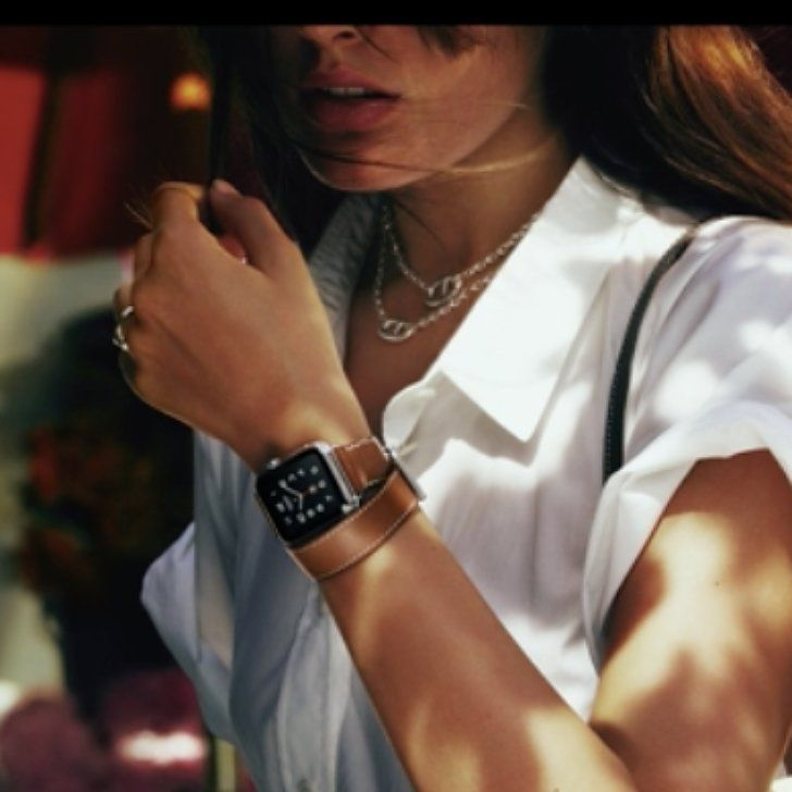 The Apple Watch Now Comes in Hermès