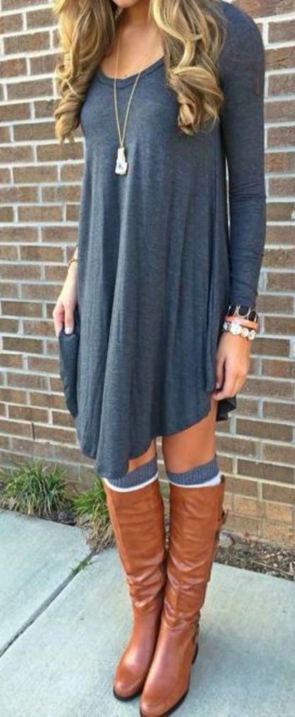 Best Comfortable Women Fall Outfits Ideas As Trend 2017 221