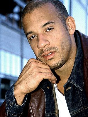 I am definitely a person of color.  ~Vin Diesel