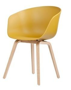 HAY About a chair AAC22 - mosterd geel