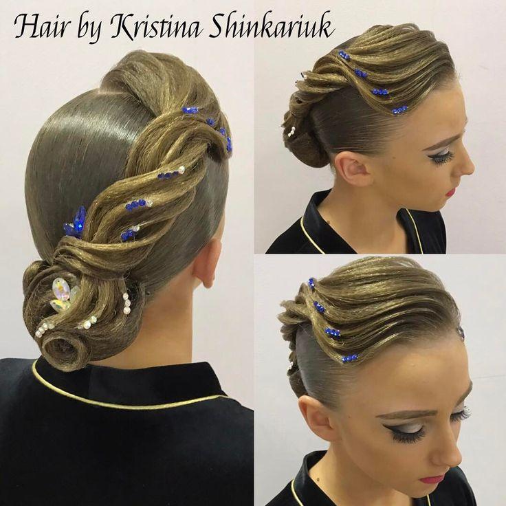 Ballroom Dance Hairstyles Hair